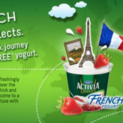 Free Sample of Activia