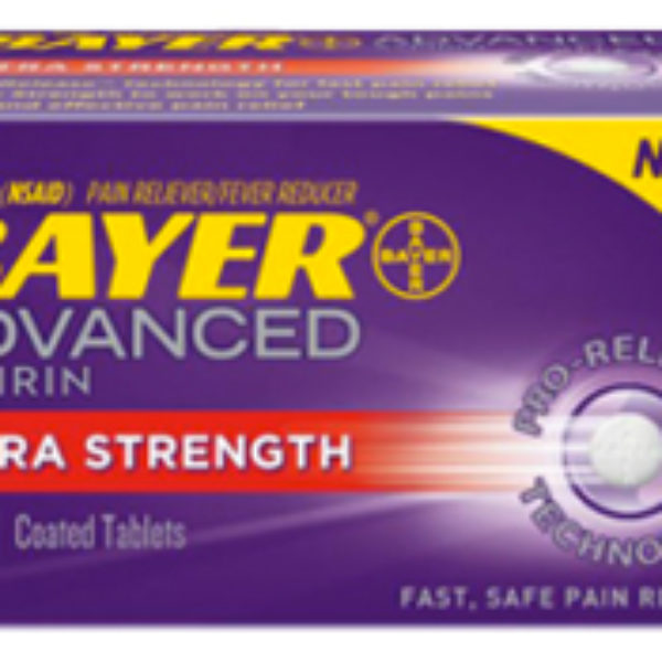 $1.50/1 Bayer or Win a Free Bottle