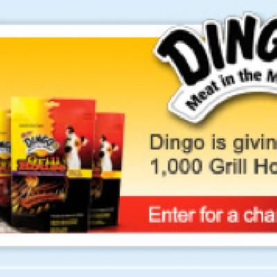 Dingo Spectrum Sweepstakes on Facebook