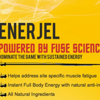 Enerjel Free Sample by Fuse Science