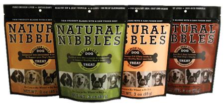 Natural Nibbles Dog Treats