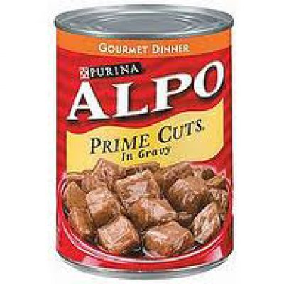 Buy 4 Save $1 on Alpo Dog Food