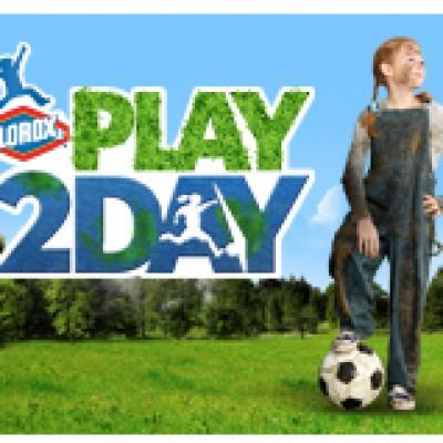 Clorox2 Play2Day Sweeps