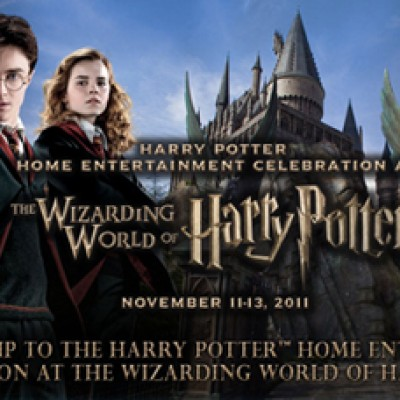 The Wizarding World of Harry Potter Sweepstakes