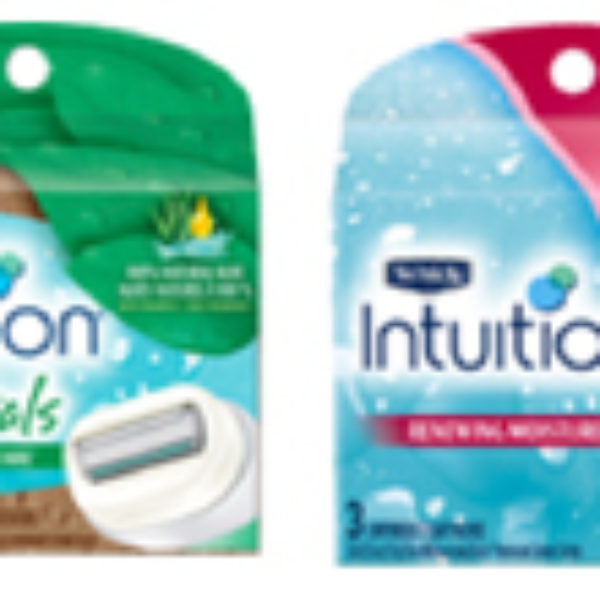Schick Intuition Quiz:  $3 Off Coupon