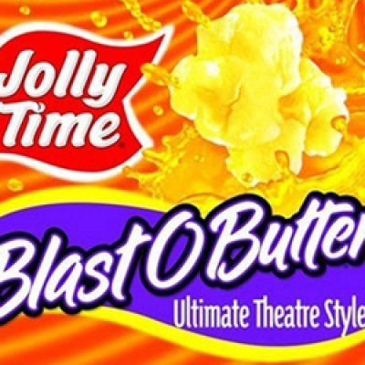 Jolly Time Free Popcorn Giveway