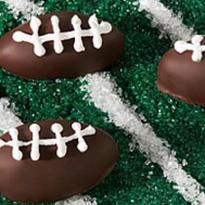 Free Recipe OREO Football Cookie Balls