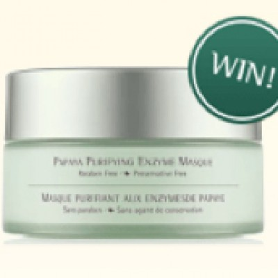 Giveaway:  June Jacob Spa Papaya Masque (5,000)