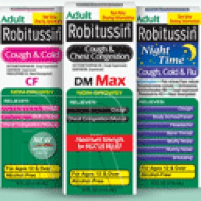 Save $1.00 on Robitussin