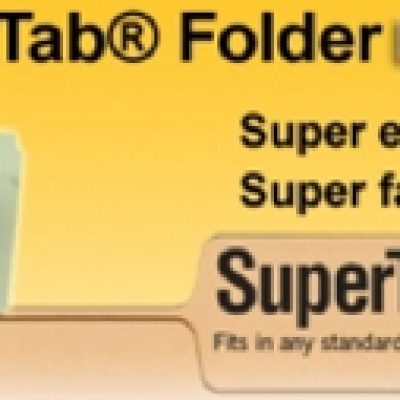 Smead SuperTab Folder Free on Facebook