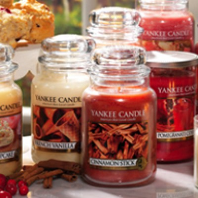 Save $10.00 With Yankee Candles
