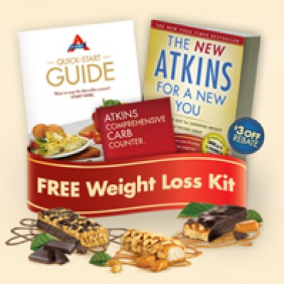Atkins Free Weight Loss Kit