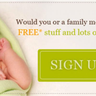 Free Stuff and Savings for Your Baby