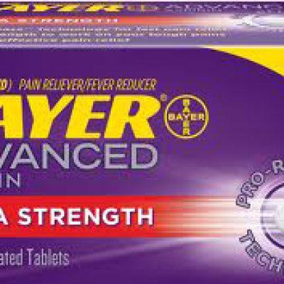 Bayer Asprin Money Saving Offer