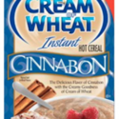 Free Sample Cream of Wheat