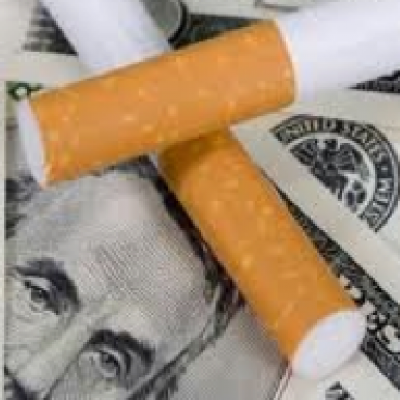Smoking Cigarettes is an Expensive Habit