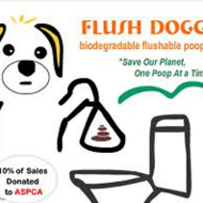 Free Sample Flush Doggy Biodegradable Bags