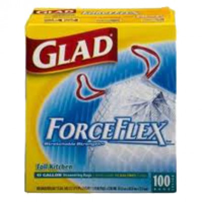 Glad Glad ForceFlex: Clean The Fridge To Win One Game