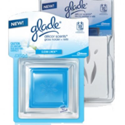 Free Glade Decor Scent Warmer & Starter Kit