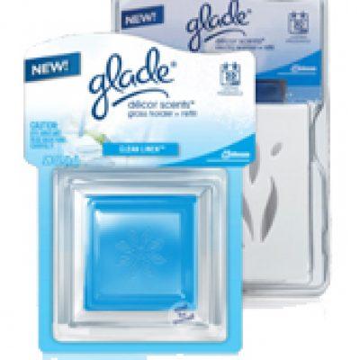 Free Glade Decor Scent Warmer & Starter Kit