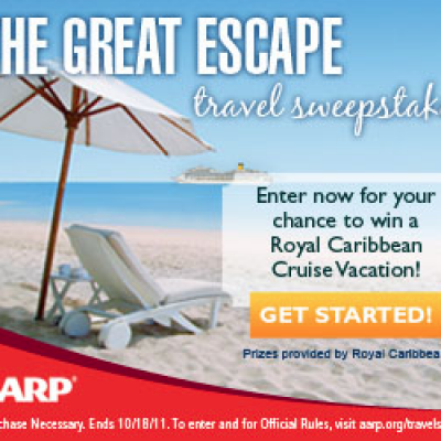 The Great Escape Travel Sweepstakes