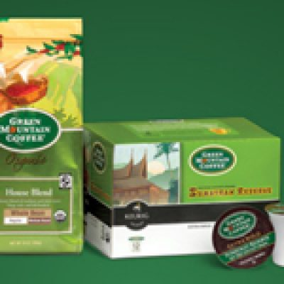 Green Mountain Coffee Bag Or K-Cup Coupon