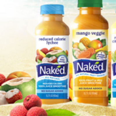Naked Juice $1.00 off Coupon