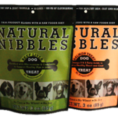 Free Sample of Natural Nibbles Dog Treat