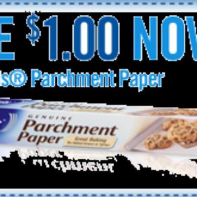 Reynolds Parchment Paper Coupon