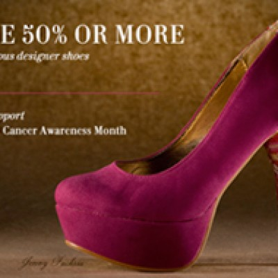 Save 50% or More on Designer Shoes