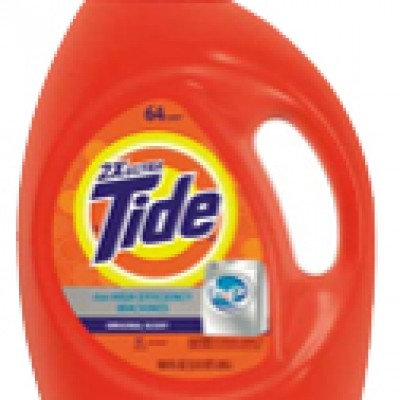 Win A Year Of Tide HE Liquid Laundry Detergent