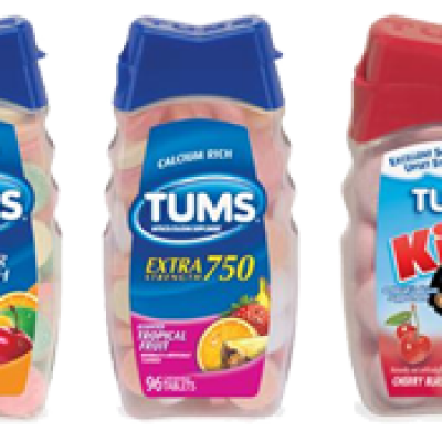 Save $1.00 on Tums Product