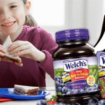 Free Sandwich Keeper From Welchs