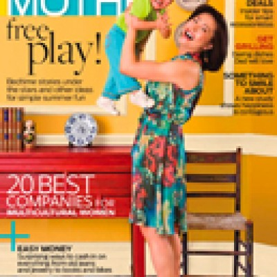 Free 8-Issue Subscription to Working Mother Magazine