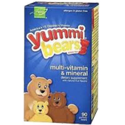 Free Sample Of Yummi Bears Sugar Free Vitamins