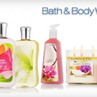 Bath & Body Works Save $10.00