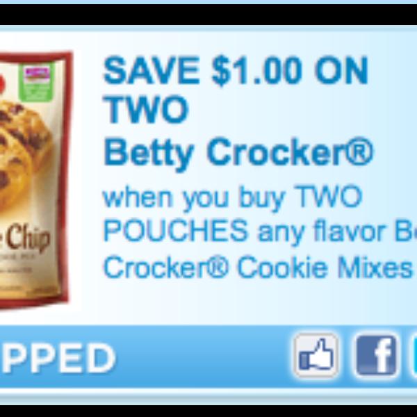 Betty Crocker Coupons
