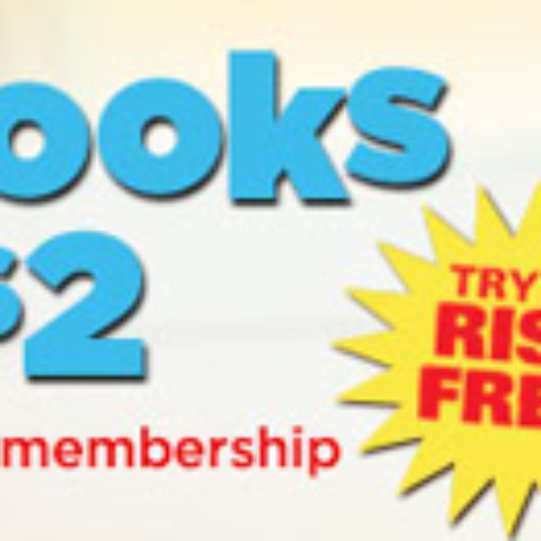 Children's Book Of The Month: 6 Books for $2
