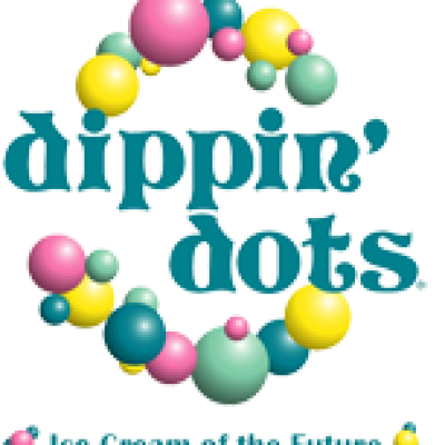 Free Dippin' Dots Small Ice Cream