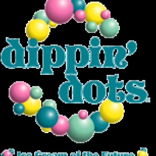 Free Dippin' Dots Small Ice Cream