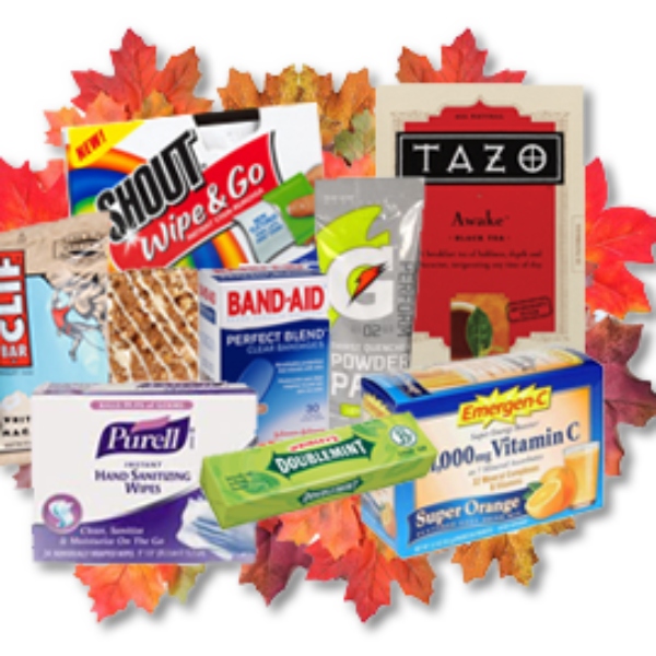 Free Samples For Fall Weather