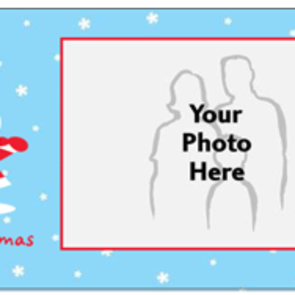 20 Personalized Holiday Photo Cards for $7.99 Plus Free Shipping!!!