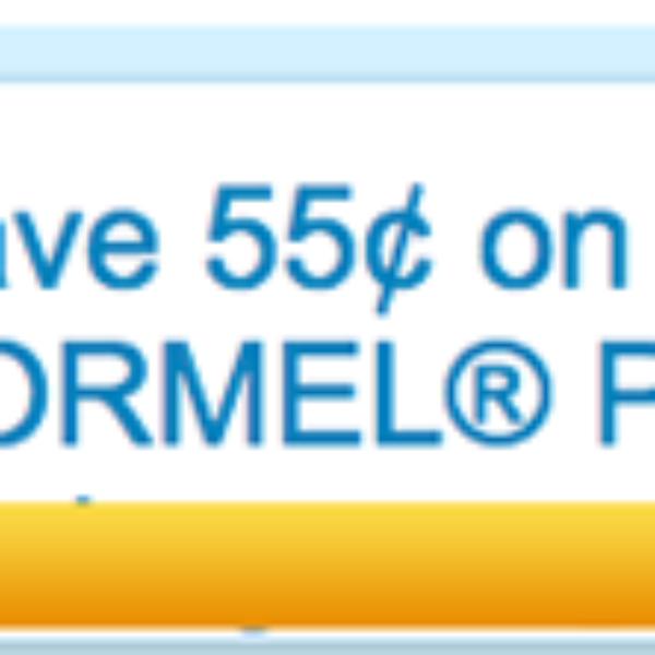 Save $0.55 on Hormel Pepperoni