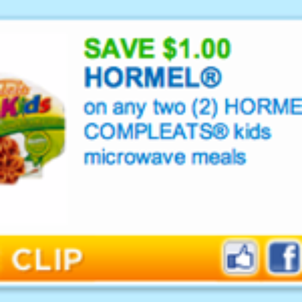 New Printable Coupons From Hormel
