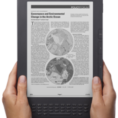 Kindle DX w/ Free 3G For $259 or 32% Off