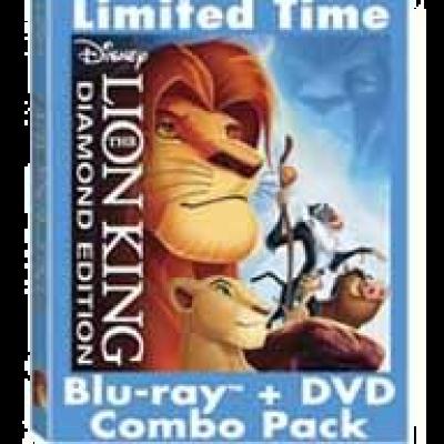 Target: Black Friday Lion King DVD Deal
