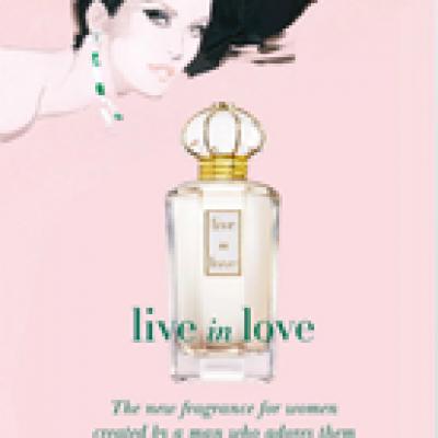 "Oscar de la Renta ""live in love"" Parfum Free Sample"