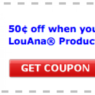 Printable LouAna Cooking Oil Coupon