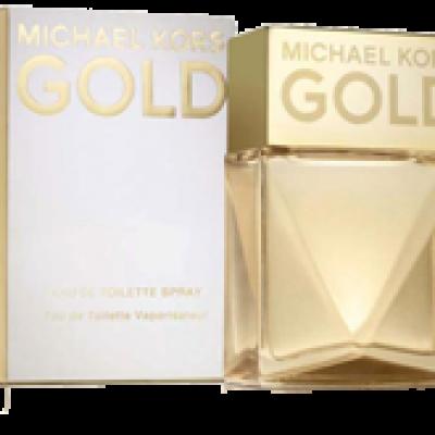 Free Sample Michael Kors Gold Fragrance