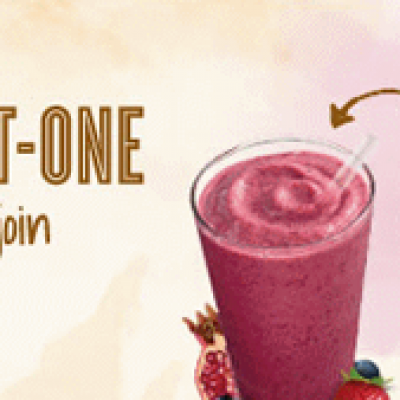 Orange Julius BOGO Coupon